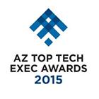 AZ Top Tech Exec Awards 2015 Logo