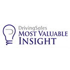 Driving Sales Most Valuable Insight Logo