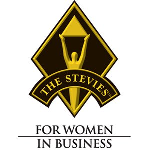 Stevies for Women in Business Logo