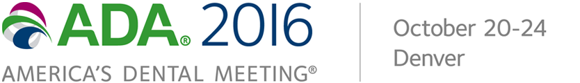 America's Dental Meeting 2016