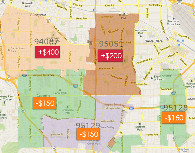 Sell Cars by Zip Code