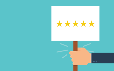 Surveys can help you become a 5-star business!