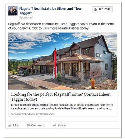 Facebook Ad - Eileen Taggart