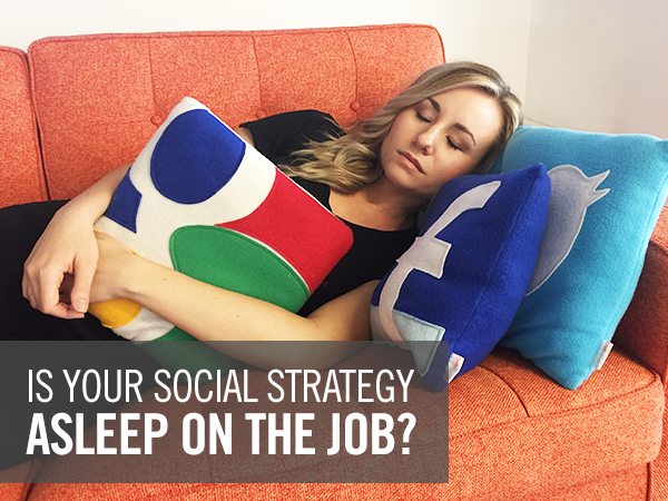 Digital Dealer 22 - Is Your Social Strategy Asleep?