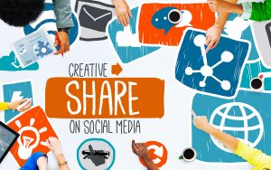 Create and Share on Social Media