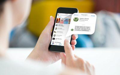 Facebook Ads in Messenger