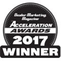 Acceleration Award