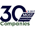 30 Most Innovative Companies Award Logo