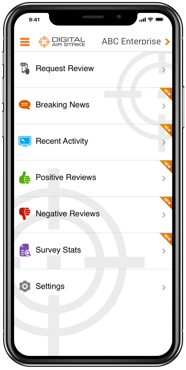 DAS Mobile App