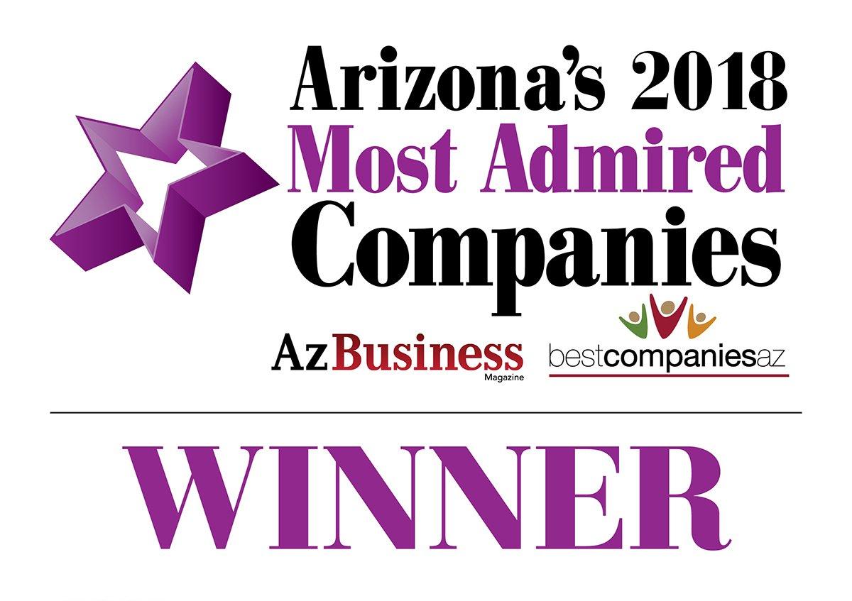 Arizona Most Admired Company