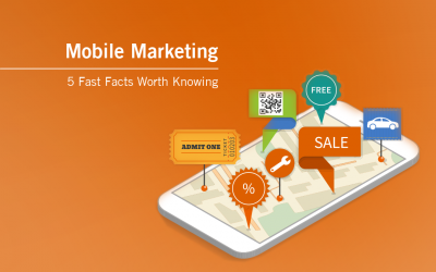 Mobile Marketing: 5 Fast Facts Worth Knowing