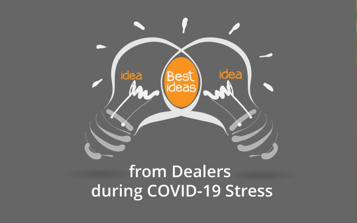 Best Ideas from Dealers during COVID-19 Stress