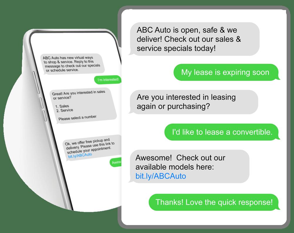 Power Text Conversation 1