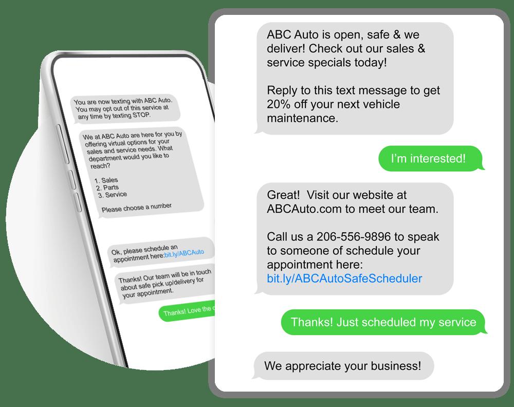 Power Text Conversation 3