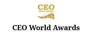 Winners Announced in the 8th Annual 2020 CEO World Awards®