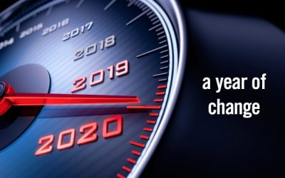 2020 Is the Year for Major Changes in Auto