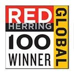 Red Herring Global 100 Winner