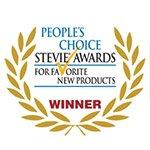 People's Choice Stevie Award