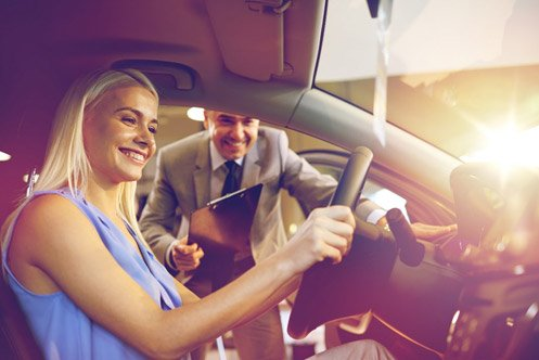 The Growth of Women Car Buyers: Four Ways to Attract Them