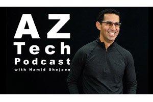 AZ Tech Podcast Episode 30: Alexi Venneri, Co-founder & CEO, Digital Air Strike – Culture, cars and Richard Branson