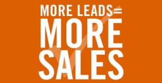 More Leads = More Sales